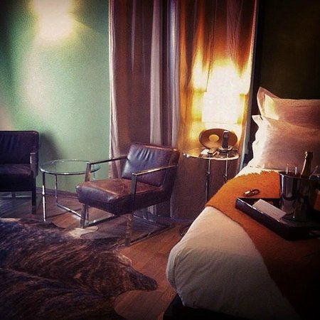 Brown TLV Urban Hotel: Relax Room