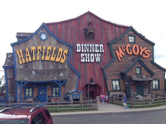 Hatfield & McCoy Dinner Show : Food was excellent and the show was very entertaining and kept me laughing. Will definitely reco
