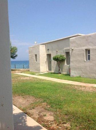 Sunprime Miramare Beach: view from patio (l)