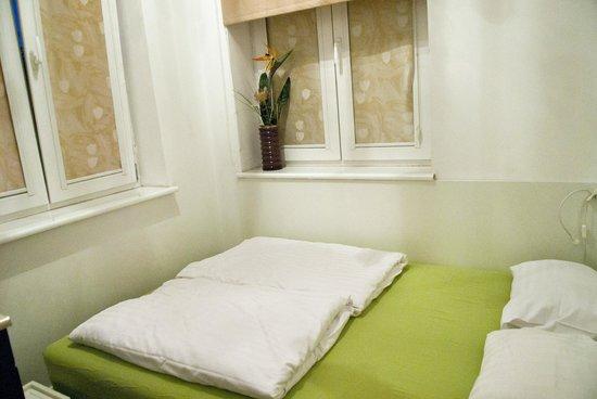 Midtown Hostel : во втором номере, который нам дали после прогулки :))