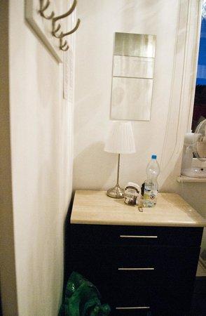 Midtown Hostel : во втором номере, который нам дали после прогулки- снималось шириком, иначе ничего не влазит :))