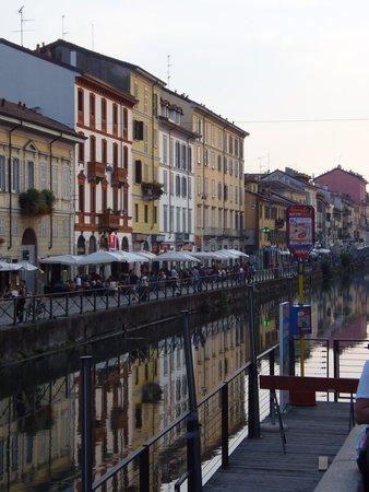 Art Hotel Navigli: The navigli Main Street
