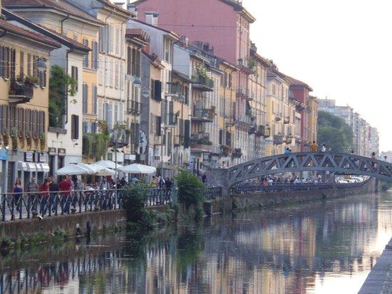 Art Hotel Navigli: Navigli district