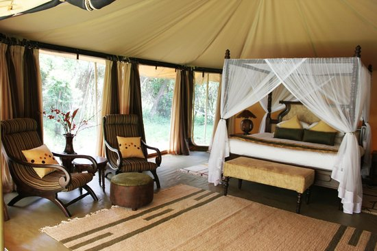 Mara Eden Safari Camp: Double room