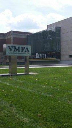 Virginia Museum of Fine Arts: VMFA