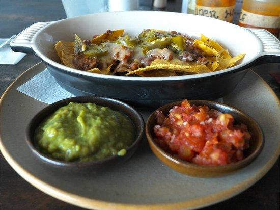La Libre Taqueria : Nachos