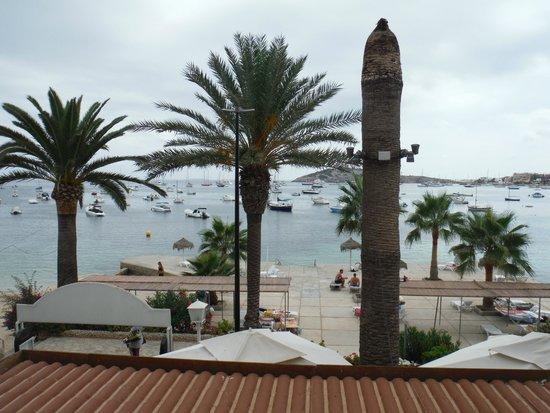 Hotel Ses Figueres: terrazza