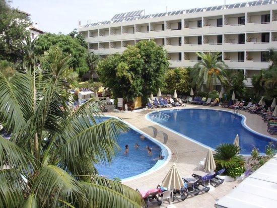 H10 Tenerife Playa: pool view
