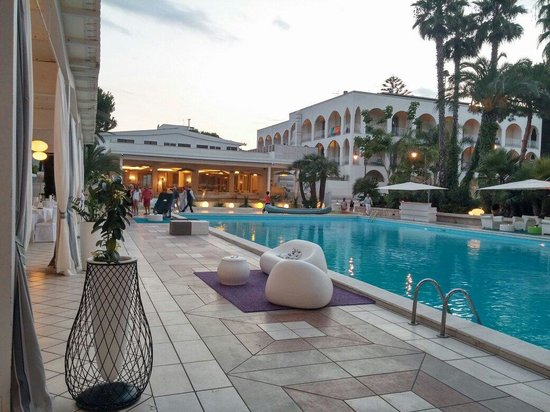 Hotel Cerere: Piscina