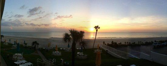 Sunrise at Perry's Ocean Edge Resort