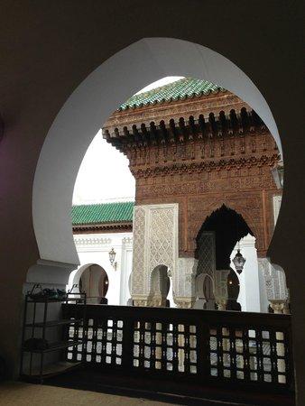 Kairaouine Mosque (Mosque of al-Qarawiyyin) : La place de l'ablution