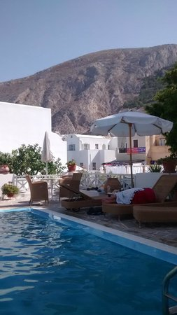 Hotel Matina : Pool