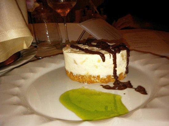Hotel Cerere : Cheesecacke