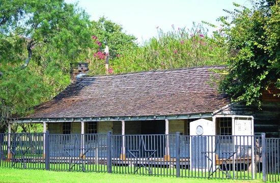 Gonzales, TX: Eggleston House Museum