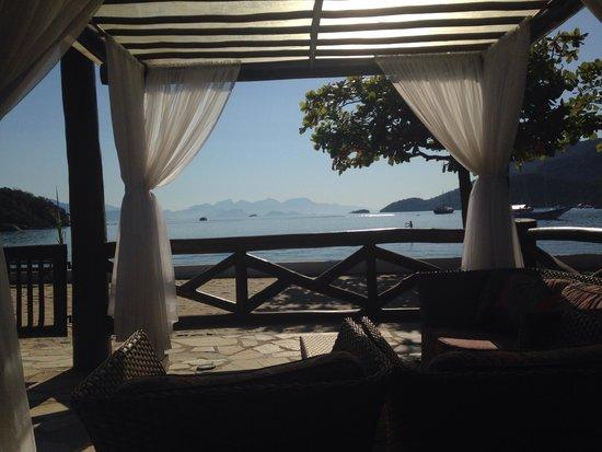 Pousada Recreio da Praia: View of the beach!