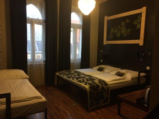 Czech Inn: Three bed private