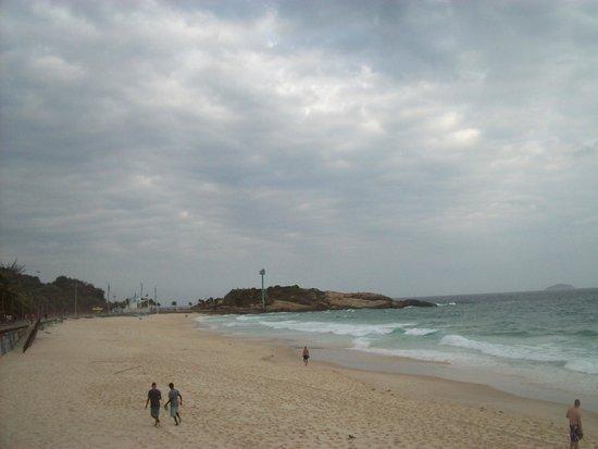 Rio Maximo: Praia do Arpoador.