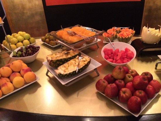 Sofitel Lisbon Liberdade: Breakfast Buffet
