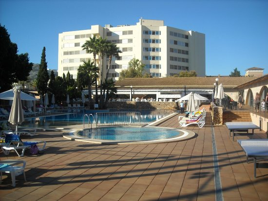 Hipotels Mediterraneo Club : piscina