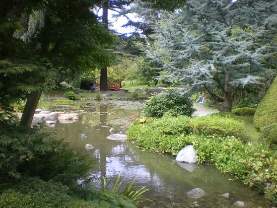Albert Kahn Musee et Jardins: giardino