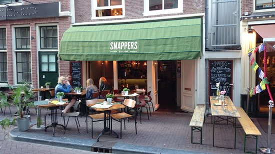 Snappers Resto-Bar, Amsterdam