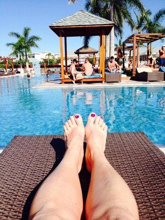 Hotel Playa Cayo Santa Maria : One of the pool!!
