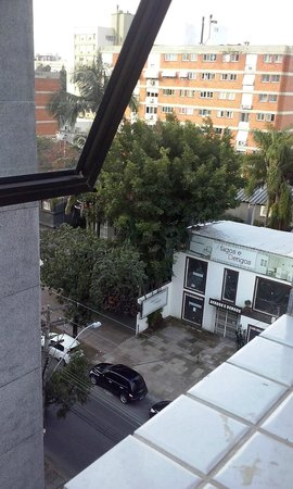 Master Express Moinhos de Vento: Vista do corredor do hotel
