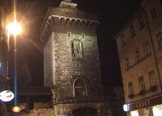 Historic Old Town: St Florian's Gate
