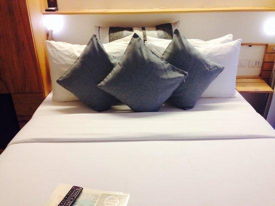 Zuzuni Boutique Hotel: Comfy bed