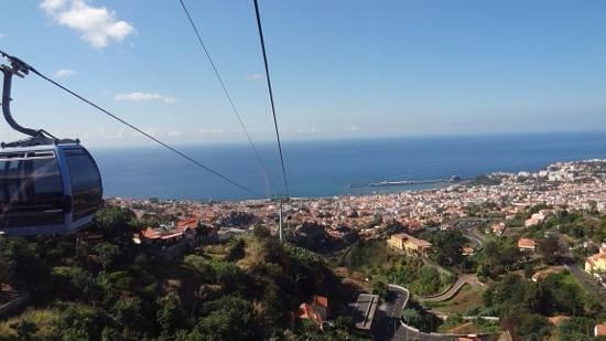 Téléphérique de Funchal : Famtastic views of Funchal