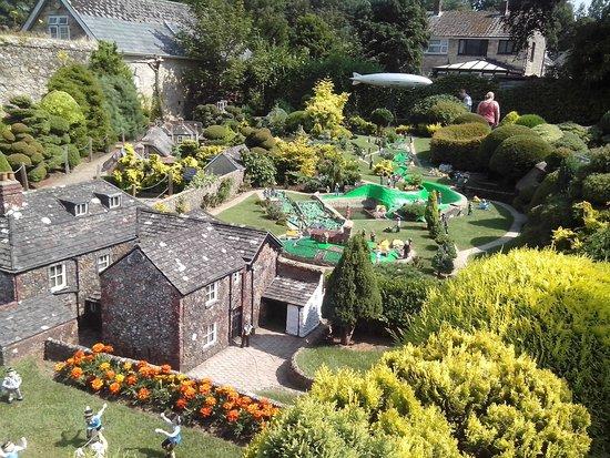 Godshill Model Village : Godshill miniature village