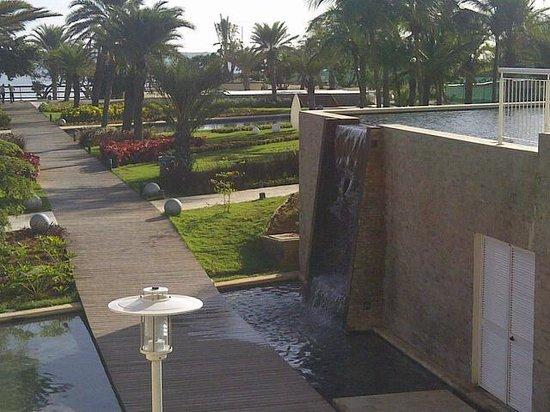 Wyndham Concorde Resort Isla Margarita: Caminerias