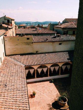 Il Chiostro di Pienza : The courtyard