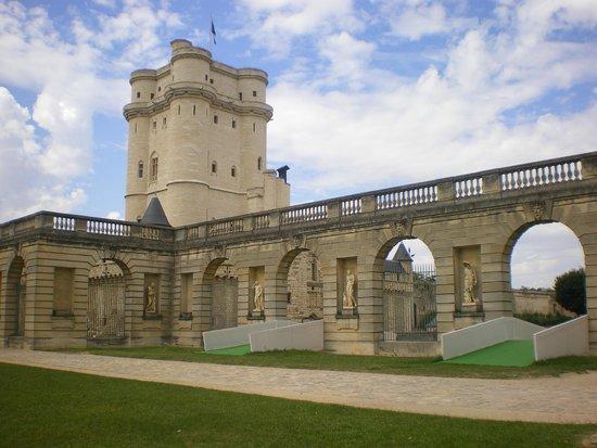 Chateau of Vincennes: castello