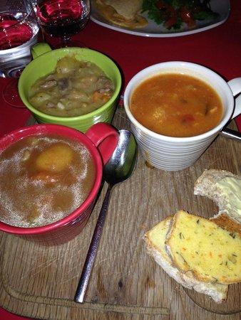 The Boxty House: Three Irish stews