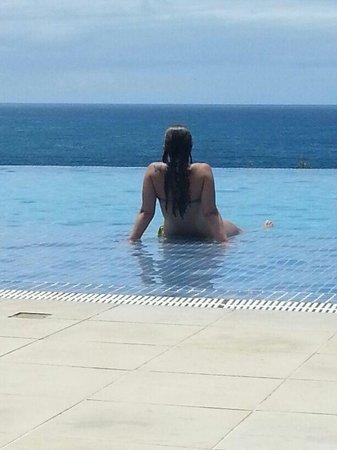 Pestana Bahia Lodge: Área da piscina