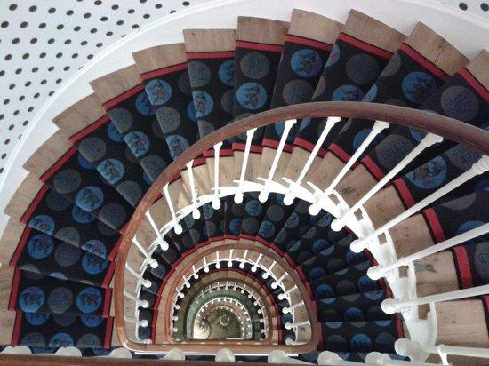 Hotel Astoria - Astotel : Treppenhaus