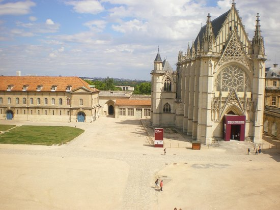 Chateau of Vincennes: chiesa