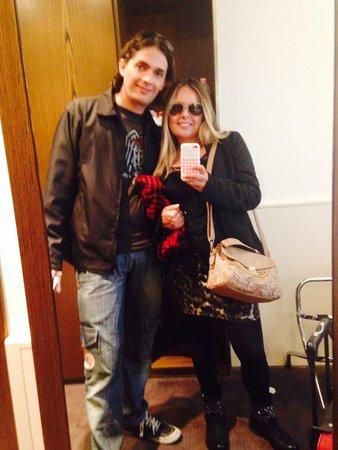 Hotel Plaza : Selfie no quarto