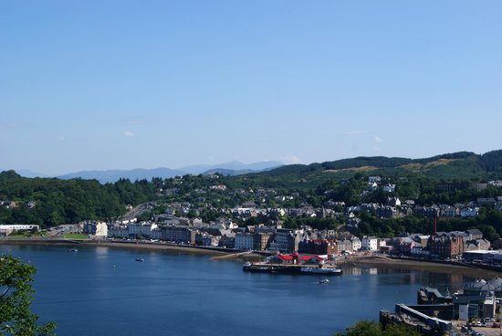 West Highland Way: Oban