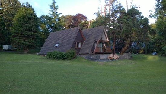 Clowance Estate : spacious lodge