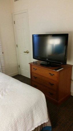 Residence Inn Phoenix Airport: Bedroom