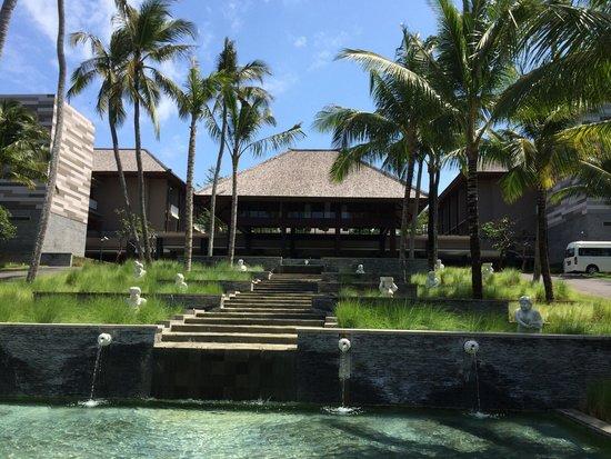 Courtyard by Marriott Bali Nusa Dua Resort : Exterior