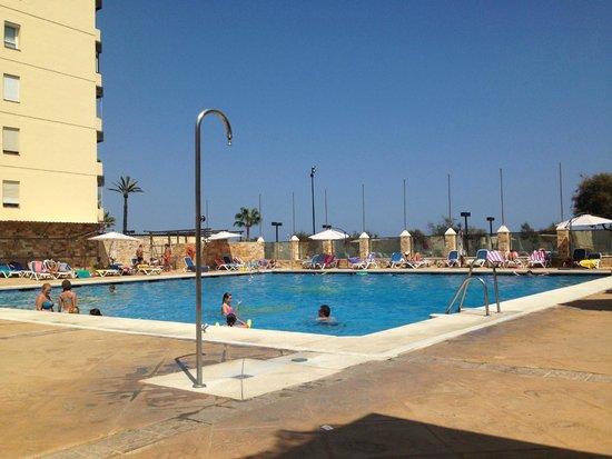 Hotel Las Pirámides: preciosa piscina
