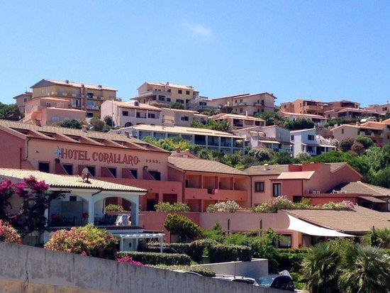 Grand Hotel Corallaro : Hotel