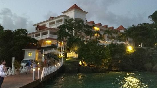 Luxury Bahia Principe Cayo Levantado : First sight :)