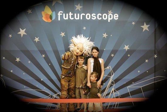 Futuroscope : Un super souvenir !!!