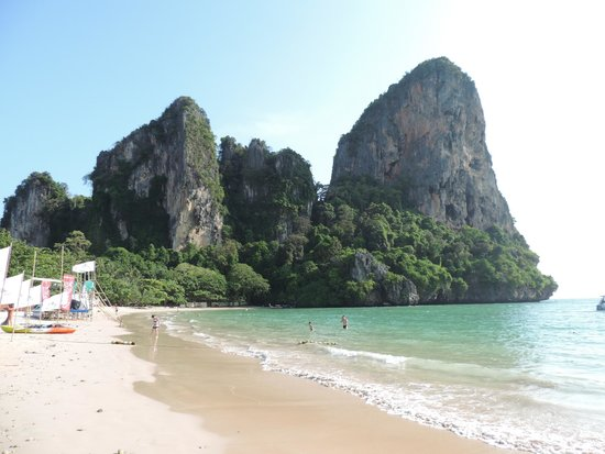 Sand Sea Resort: Railay Beach