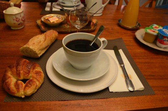 La Paillere : Le petit déjeuner tant décrié