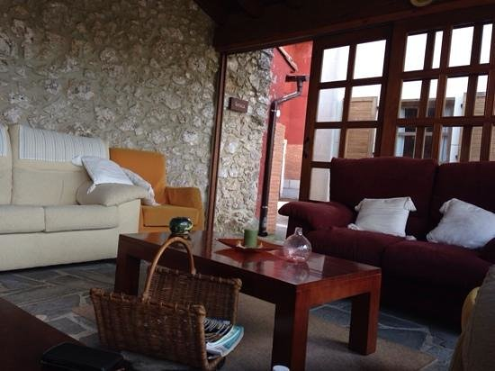 Hotel Rural Cuartamenteru: buenos momentos